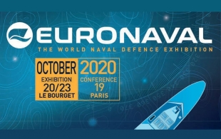 Salon EURONAVAL à Paris / Le Bourget